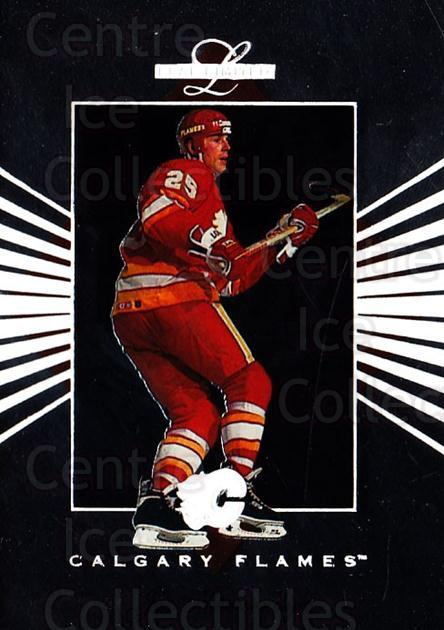 1994-95 Leaf Limited #82 Joe Nieuwendyk<br/>7 In Stock - $1.00 each - <a href=https://centericecollectibles.foxycart.com/cart?name=1994-95%20Leaf%20Limited%20%2382%20Joe%20Nieuwendyk...&quantity_max=7&price=$1.00&code=31436 class=foxycart> Buy it now! </a>