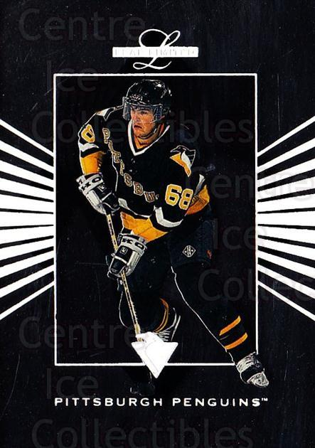 1994-95 Leaf Limited #86 Jaromir Jagr<br/>2 In Stock - $2.00 each - <a href=https://centericecollectibles.foxycart.com/cart?name=1994-95%20Leaf%20Limited%20%2386%20Jaromir%20Jagr...&quantity_max=2&price=$2.00&code=31440 class=foxycart> Buy it now! </a>