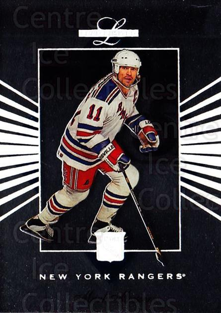 1994-95 Leaf Limited #89 Mark Messier<br/>6 In Stock - $2.00 each - <a href=https://centericecollectibles.foxycart.com/cart?name=1994-95%20Leaf%20Limited%20%2389%20Mark%20Messier...&quantity_max=6&price=$2.00&code=31443 class=foxycart> Buy it now! </a>