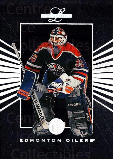 1994-95 Leaf Limited #9 Bill Ranford<br/>5 In Stock - $1.00 each - <a href=https://centericecollectibles.foxycart.com/cart?name=1994-95%20Leaf%20Limited%20%239%20Bill%20Ranford...&quantity_max=5&price=$1.00&code=31444 class=foxycart> Buy it now! </a>