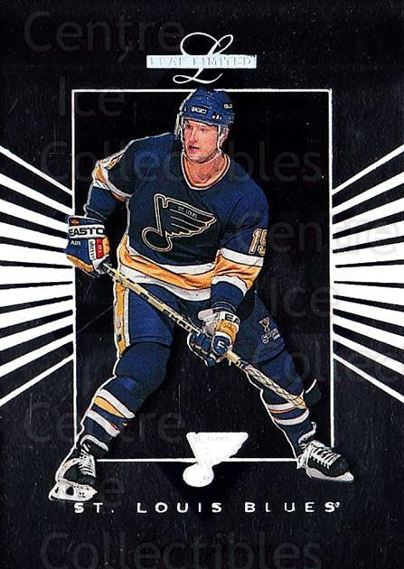 1994-95 Leaf Limited #91 Craig Janney<br/>6 In Stock - $1.00 each - <a href=https://centericecollectibles.foxycart.com/cart?name=1994-95%20Leaf%20Limited%20%2391%20Craig%20Janney...&quantity_max=6&price=$1.00&code=31446 class=foxycart> Buy it now! </a>