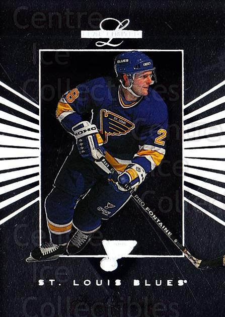 1994-95 Leaf Limited #93 Steve Duchesne<br/>7 In Stock - $1.00 each - <a href=https://centericecollectibles.foxycart.com/cart?name=1994-95%20Leaf%20Limited%20%2393%20Steve%20Duchesne...&quantity_max=7&price=$1.00&code=31448 class=foxycart> Buy it now! </a>
