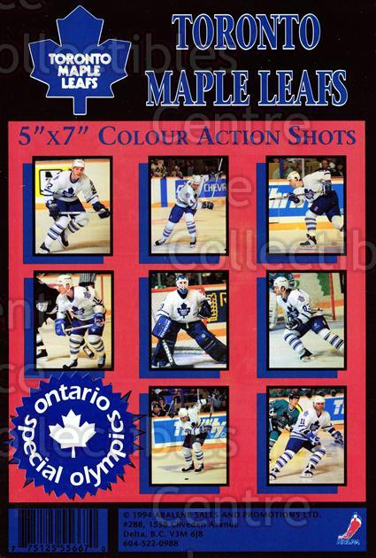 1994-95 Toronto Maple Leafs Gangsters #17 Header Card, Checklist<br/>3 In Stock - $3.00 each - <a href=https://centericecollectibles.foxycart.com/cart?name=1994-95%20Toronto%20Maple%20Leafs%20Gangsters%20%2317%20Header%20Card,%20Ch...&price=$3.00&code=31482 class=foxycart> Buy it now! </a>