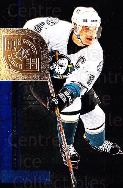 1998-99 SPx Top Prospects #2 Teemu Selanne<br/>2 In Stock - $2.00 each - <a href=https://centericecollectibles.foxycart.com/cart?name=1998-99%20SPx%20Top%20Prospects%20%232%20Teemu%20Selanne...&quantity_max=2&price=$2.00&code=314971 class=foxycart> Buy it now! </a>