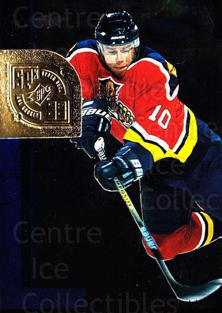 1998-99 SPx Top Prospects #58 Pavel Bure<br/>1 In Stock - $2.00 each - <a href=https://centericecollectibles.foxycart.com/cart?name=1998-99%20SPx%20Top%20Prospects%20%2358%20Pavel%20Bure...&quantity_max=1&price=$2.00&code=314980 class=foxycart> Buy it now! </a>