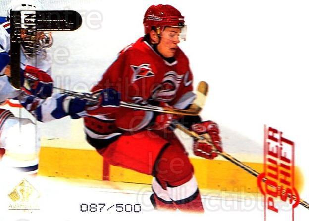 1998-99 SP Authentic Power Shift #16 Sami Kapanen<br/>1 In Stock - $3.00 each - <a href=https://centericecollectibles.foxycart.com/cart?name=1998-99%20SP%20Authentic%20Power%20Shift%20%2316%20Sami%20Kapanen...&quantity_max=1&price=$3.00&code=315216 class=foxycart> Buy it now! </a>