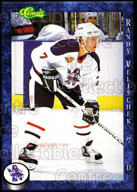 1994-95 Milwaukee Admirals #26 Randy Velischek<br/>7 In Stock - $3.00 each - <a href=https://centericecollectibles.foxycart.com/cart?name=1994-95%20Milwaukee%20Admirals%20%2326%20Randy%20Velischek...&quantity_max=7&price=$3.00&code=31562 class=foxycart> Buy it now! </a>