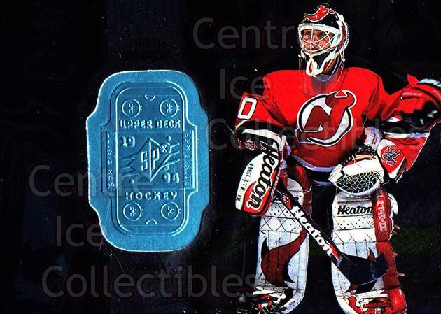 1998-99 SPx Finite #46 Martin Brodeur<br/>1 In Stock - $5.00 each - <a href=https://centericecollectibles.foxycart.com/cart?name=1998-99%20SPx%20Finite%20%2346%20Martin%20Brodeur...&price=$5.00&code=315928 class=foxycart> Buy it now! </a>