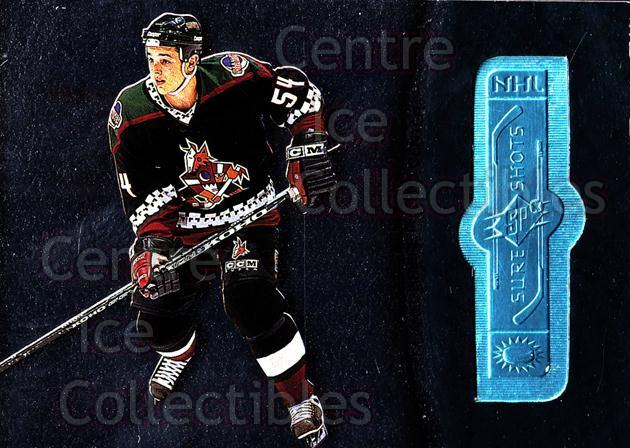 1998-99 SPx Finite #143 Daniel Briere<br/>3 In Stock - $3.00 each - <a href=https://centericecollectibles.foxycart.com/cart?name=1998-99%20SPx%20Finite%20%23143%20Daniel%20Briere...&quantity_max=3&price=$3.00&code=315952 class=foxycart> Buy it now! </a>