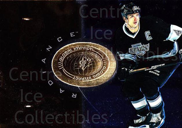 1998-99 SPx Finite Radiance #108 Rob Blake<br/>4 In Stock - $3.00 each - <a href=https://centericecollectibles.foxycart.com/cart?name=1998-99%20SPx%20Finite%20Radiance%20%23108%20Rob%20Blake...&quantity_max=4&price=$3.00&code=315985 class=foxycart> Buy it now! </a>