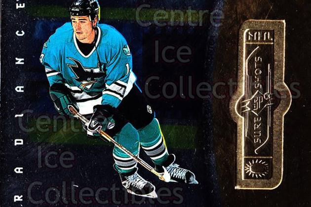 1998-99 SPx Finite Radiance #130 Patrick Marleau<br/>3 In Stock - $5.00 each - <a href=https://centericecollectibles.foxycart.com/cart?name=1998-99%20SPx%20Finite%20Radiance%20%23130%20Patrick%20Marleau...&quantity_max=3&price=$5.00&code=316003 class=foxycart> Buy it now! </a>
