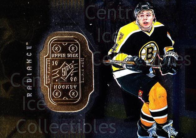 1998-99 SPx Finite Radiance #5 Sergei Samsonov<br/>5 In Stock - $2.00 each - <a href=https://centericecollectibles.foxycart.com/cart?name=1998-99%20SPx%20Finite%20Radiance%20%235%20Sergei%20Samsonov...&quantity_max=5&price=$2.00&code=316056 class=foxycart> Buy it now! </a>