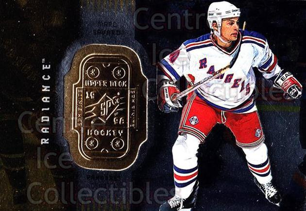 1998-99 SPx Finite Radiance #54 Marc Savard<br/>4 In Stock - $2.00 each - <a href=https://centericecollectibles.foxycart.com/cart?name=1998-99%20SPx%20Finite%20Radiance%20%2354%20Marc%20Savard...&quantity_max=4&price=$2.00&code=316060 class=foxycart> Buy it now! </a>