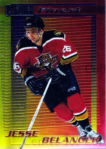 1994-95 OPC Premier Finest Inserts #12 Jesse Belanger<br/>3 In Stock - $3.00 each - <a href=https://centericecollectibles.foxycart.com/cart?name=1994-95%20OPC%20Premier%20Finest%20Inserts%20%2312%20Jesse%20Belanger...&quantity_max=3&price=$3.00&code=31619 class=foxycart> Buy it now! </a>