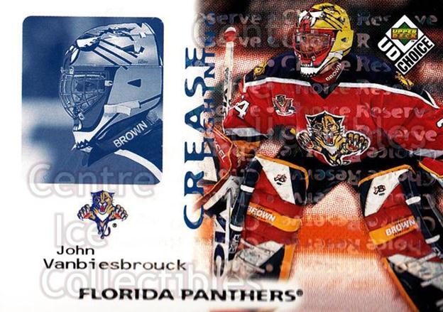 1998-99 UD Choice Reserve #247 John Vanbiesbrouck<br/>1 In Stock - $2.00 each - <a href=https://centericecollectibles.foxycart.com/cart?name=1998-99%20UD%20Choice%20Reserve%20%23247%20John%20Vanbiesbro...&quantity_max=1&price=$2.00&code=316577 class=foxycart> Buy it now! </a>