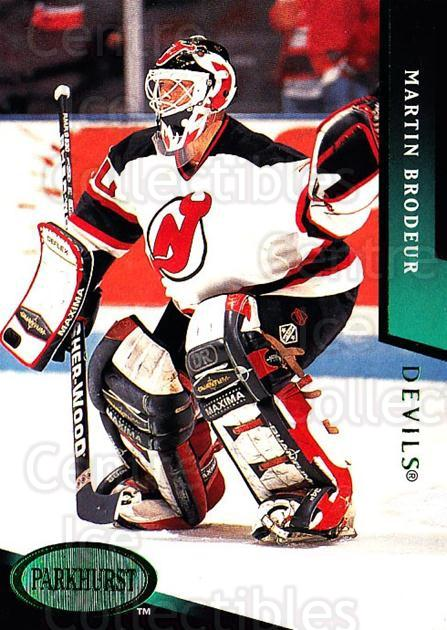 1993-94 Parkhurst Emerald #380 Martin Brodeur<br/>1 In Stock - $5.00 each - <a href=https://centericecollectibles.foxycart.com/cart?name=1993-94%20Parkhurst%20Emerald%20%23380%20Martin%20Brodeur...&price=$5.00&code=318054 class=foxycart> Buy it now! </a>