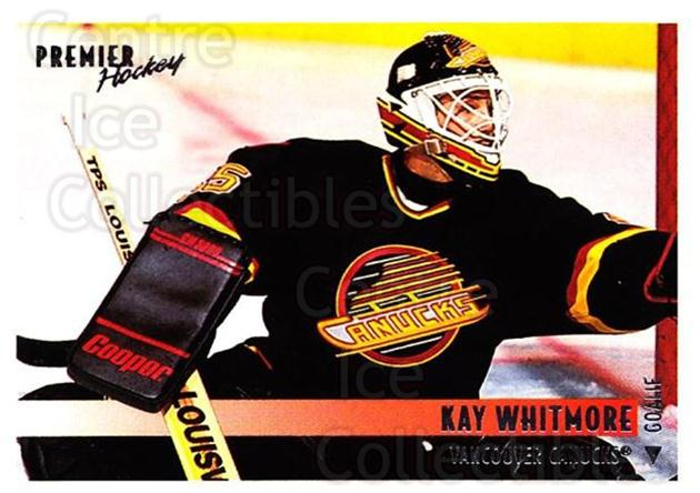 1994-95 OPC Premier #134 Kay Whitmore<br/>5 In Stock - $1.00 each - <a href=https://centericecollectibles.foxycart.com/cart?name=1994-95%20OPC%20Premier%20%23134%20Kay%20Whitmore...&quantity_max=5&price=$1.00&code=31815 class=foxycart> Buy it now! </a>