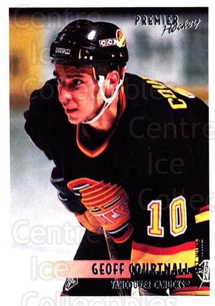 1994-95 OPC Premier #186 Geoff Courtnall<br/>3 In Stock - $1.00 each - <a href=https://centericecollectibles.foxycart.com/cart?name=1994-95%20OPC%20Premier%20%23186%20Geoff%20Courtnall...&quantity_max=3&price=$1.00&code=31871 class=foxycart> Buy it now! </a>