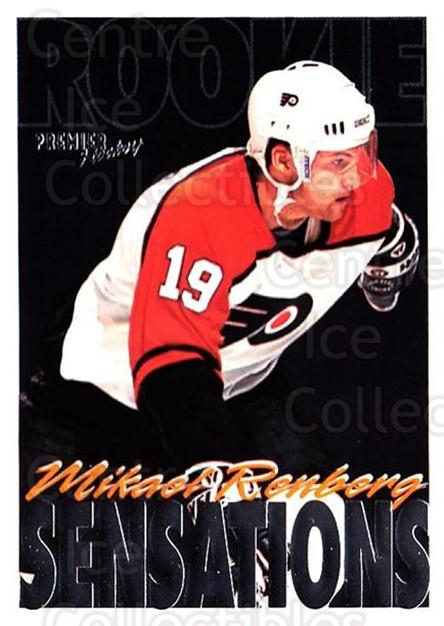 1994-95 OPC Premier #191 Mikael Renberg<br/>5 In Stock - $1.00 each - <a href=https://centericecollectibles.foxycart.com/cart?name=1994-95%20OPC%20Premier%20%23191%20Mikael%20Renberg...&quantity_max=5&price=$1.00&code=31877 class=foxycart> Buy it now! </a>