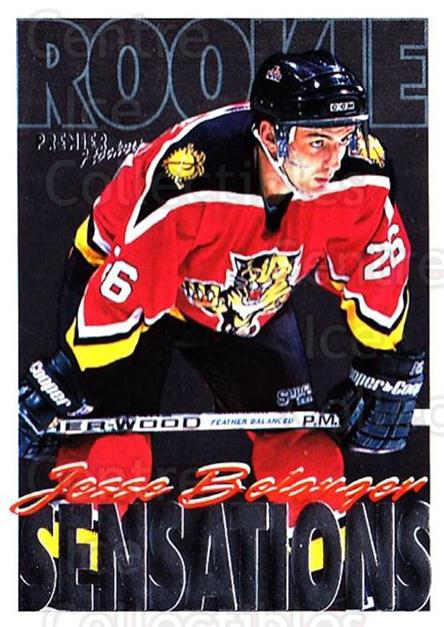1994-95 OPC Premier #197 Jesse Belanger<br/>2 In Stock - $1.00 each - <a href=https://centericecollectibles.foxycart.com/cart?name=1994-95%20OPC%20Premier%20%23197%20Jesse%20Belanger...&quantity_max=2&price=$1.00&code=31883 class=foxycart> Buy it now! </a>