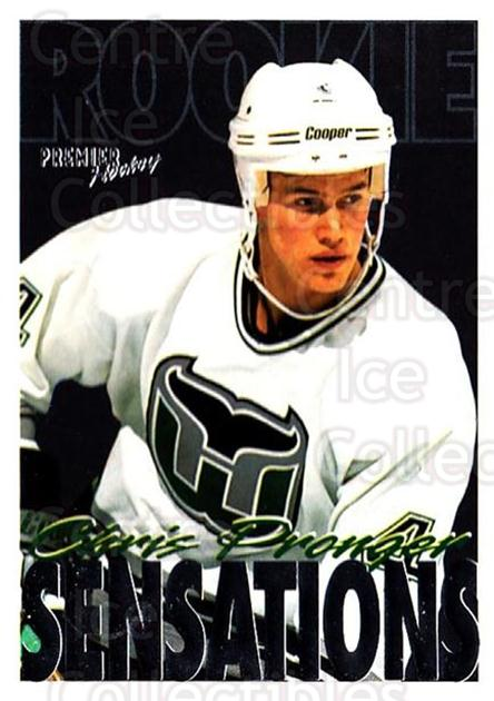 1994-95 OPC Premier #198 Chris Pronger<br/>5 In Stock - $1.00 each - <a href=https://centericecollectibles.foxycart.com/cart?name=1994-95%20OPC%20Premier%20%23198%20Chris%20Pronger...&quantity_max=5&price=$1.00&code=31884 class=foxycart> Buy it now! </a>