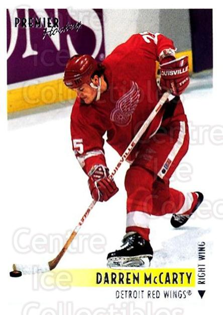 1994-95 OPC Premier #203 Darren McCarty<br/>4 In Stock - $1.00 each - <a href=https://centericecollectibles.foxycart.com/cart?name=1994-95%20OPC%20Premier%20%23203%20Darren%20McCarty...&quantity_max=4&price=$1.00&code=31891 class=foxycart> Buy it now! </a>
