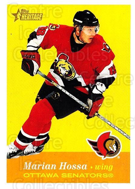 2001-02 Topps Heritage #28 Marian Hossa<br/>7 In Stock - $1.00 each - <a href=https://centericecollectibles.foxycart.com/cart?name=2001-02%20Topps%20Heritage%20%2328%20Marian%20Hossa...&quantity_max=7&price=$1.00&code=319650 class=foxycart> Buy it now! </a>