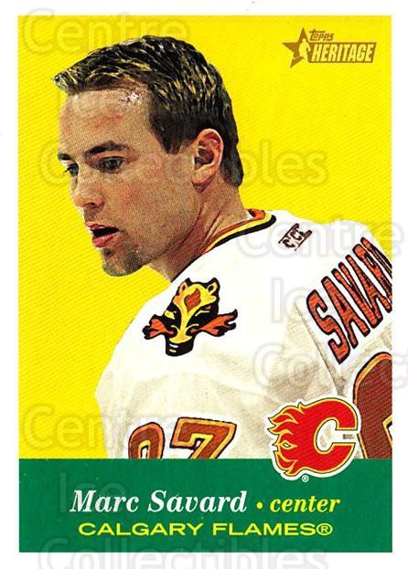2001-02 Topps Heritage #97 Marc Savard<br/>7 In Stock - $1.00 each - <a href=https://centericecollectibles.foxycart.com/cart?name=2001-02%20Topps%20Heritage%20%2397%20Marc%20Savard...&quantity_max=7&price=$1.00&code=319719 class=foxycart> Buy it now! </a>