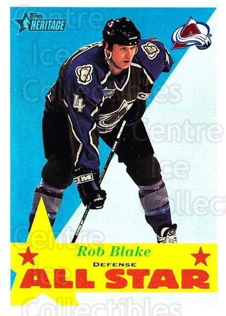 2001-02 Topps Heritage #117 Rob Blake<br/>6 In Stock - $1.00 each - <a href=https://centericecollectibles.foxycart.com/cart?name=2001-02%20Topps%20Heritage%20%23117%20Rob%20Blake...&quantity_max=6&price=$1.00&code=319739 class=foxycart> Buy it now! </a>