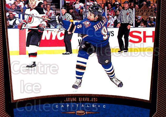 1998-99 Upper Deck UD Exclusives #202 Jan Bulis<br/>1 In Stock - $5.00 each - <a href=https://centericecollectibles.foxycart.com/cart?name=1998-99%20Upper%20Deck%20UD%20Exclusives%20%23202%20Jan%20Bulis...&quantity_max=1&price=$5.00&code=320259 class=foxycart> Buy it now! </a>