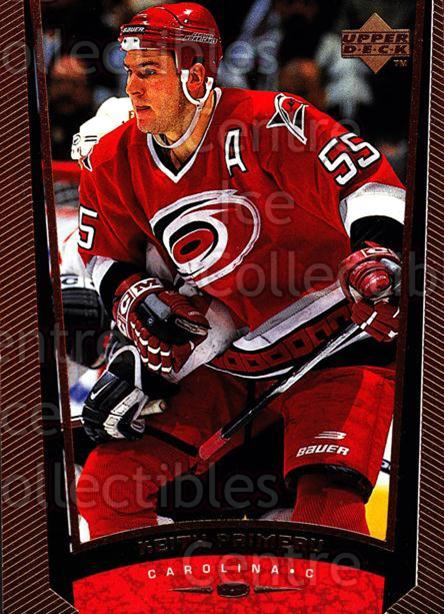 1998-99 Upper Deck UD Exclusives #237 Keith Primeau<br/>1 In Stock - $5.00 each - <a href=https://centericecollectibles.foxycart.com/cart?name=1998-99%20Upper%20Deck%20UD%20Exclusives%20%23237%20Keith%20Primeau...&quantity_max=1&price=$5.00&code=320297 class=foxycart> Buy it now! </a>