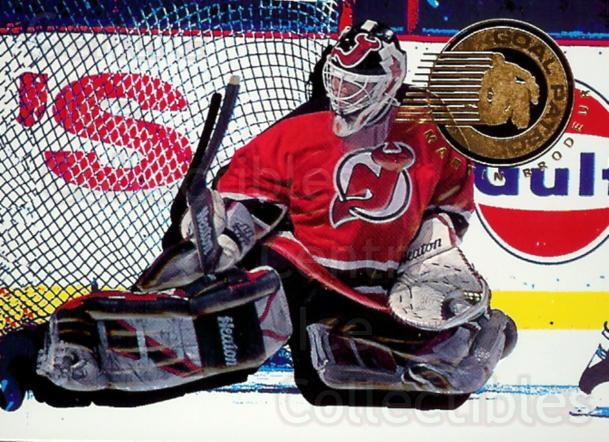 1995-96 Parkhurst Goal Patrol #1 Martin Brodeur<br/>1 In Stock - $3.00 each - <a href=https://centericecollectibles.foxycart.com/cart?name=1995-96%20Parkhurst%20Goal%20Patrol%20%231%20Martin%20Brodeur...&price=$3.00&code=321085 class=foxycart> Buy it now! </a>