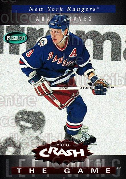 1994-95 Parkhurst Crash the Game Red #C15 Adam Graves<br/>1 In Stock - $3.00 each - <a href=https://centericecollectibles.foxycart.com/cart?name=1994-95%20Parkhurst%20Crash%20the%20Game%20Red%20%23C15%20Adam%20Graves...&quantity_max=1&price=$3.00&code=32110 class=foxycart> Buy it now! </a>