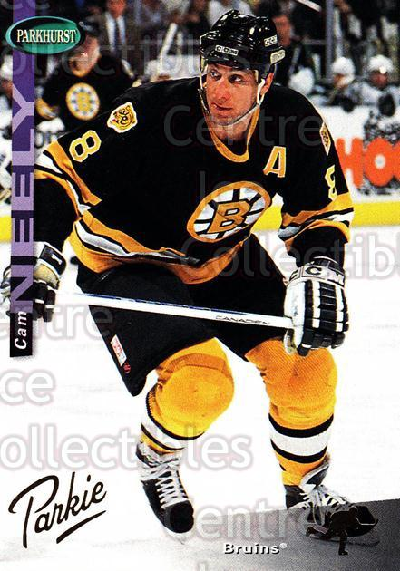 1994-95 Parkhurst Gold #11 Cam Neely<br/>1 In Stock - $3.00 each - <a href=https://centericecollectibles.foxycart.com/cart?name=1994-95%20Parkhurst%20Gold%20%2311%20Cam%20Neely...&quantity_max=1&price=$3.00&code=32135 class=foxycart> Buy it now! </a>