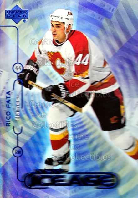1999-00 Upper Deck New Ice Age #16 Rico Fata<br/>3 In Stock - $3.00 each - <a href=https://centericecollectibles.foxycart.com/cart?name=1999-00%20Upper%20Deck%20New%20Ice%20Age%20%2316%20Rico%20Fata...&quantity_max=3&price=$3.00&code=321525 class=foxycart> Buy it now! </a>