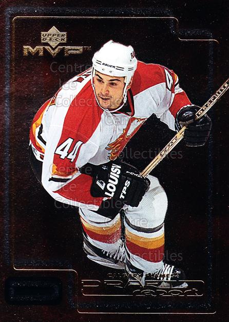 1999-00 Upper Deck MVP Draft Report #7 Oleg Saprykin<br/>18 In Stock - $2.00 each - <a href=https://centericecollectibles.foxycart.com/cart?name=1999-00%20Upper%20Deck%20MVP%20Draft%20Report%20%237%20Oleg%20Saprykin...&quantity_max=18&price=$2.00&code=322033 class=foxycart> Buy it now! </a>