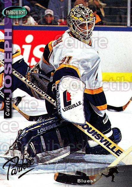 1994-95 Parkhurst Gold #199 Curtis Joseph<br/>3 In Stock - $2.00 each - <a href=https://centericecollectibles.foxycart.com/cart?name=1994-95%20Parkhurst%20Gold%20%23199%20Curtis%20Joseph...&quantity_max=3&price=$2.00&code=32224 class=foxycart> Buy it now! </a>