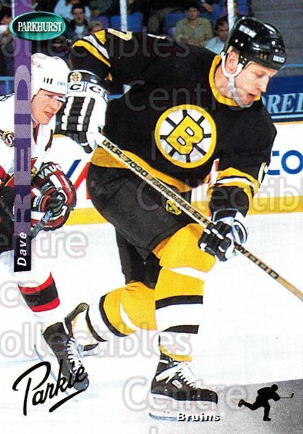1994-95 Parkhurst SE Gold #12 Dave Reid<br/>6 In Stock - $2.00 each - <a href=https://centericecollectibles.foxycart.com/cart?name=1994-95%20Parkhurst%20SE%20Gold%20%2312%20Dave%20Reid...&quantity_max=6&price=$2.00&code=32289 class=foxycart> Buy it now! </a>
