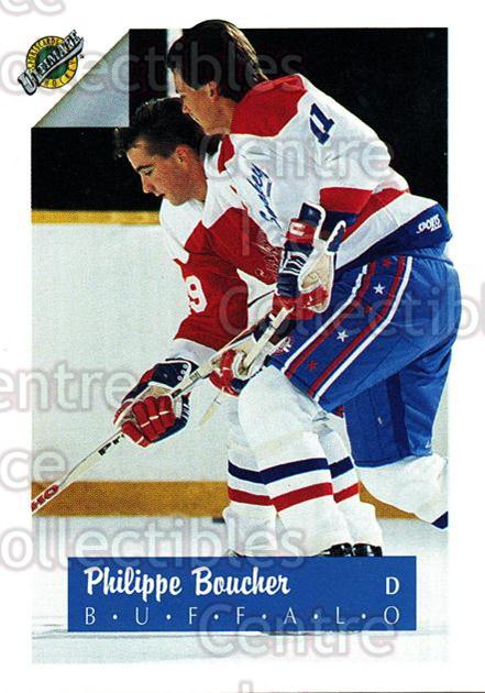 1991 Ultimate Draft #11 Philippe Boucher<br/>10 In Stock - $1.00 each - <a href=https://centericecollectibles.foxycart.com/cart?name=1991%20Ultimate%20Draft%20%2311%20Philippe%20Bouche...&quantity_max=10&price=$1.00&code=322 class=foxycart> Buy it now! </a>