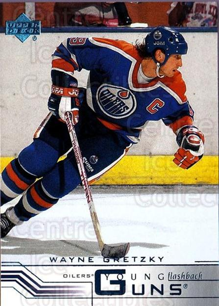 2001-02 Upper Deck #424H Wayne Gretzky<br/>1 In Stock - $10.00 each - <a href=https://centericecollectibles.foxycart.com/cart?name=2001-02%20Upper%20Deck%20%23424H%20Wayne%20Gretzky...&price=$10.00&code=323447 class=foxycart> Buy it now! </a>