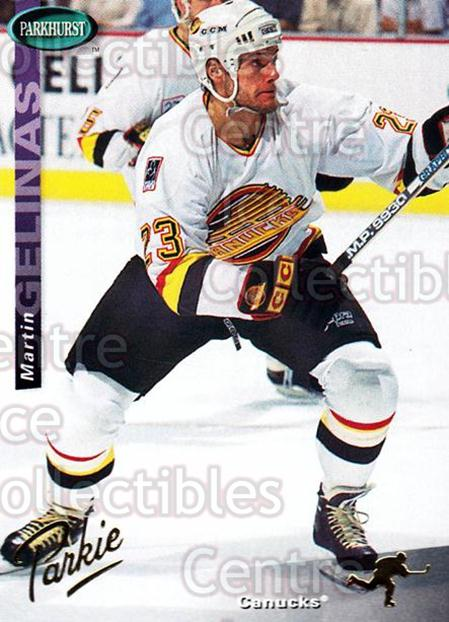 1994-95 Parkhurst SE Gold #184 Martin Gelinas<br/>10 In Stock - $2.00 each - <a href=https://centericecollectibles.foxycart.com/cart?name=1994-95%20Parkhurst%20SE%20Gold%20%23184%20Martin%20Gelinas...&quantity_max=10&price=$2.00&code=32355 class=foxycart> Buy it now! </a>