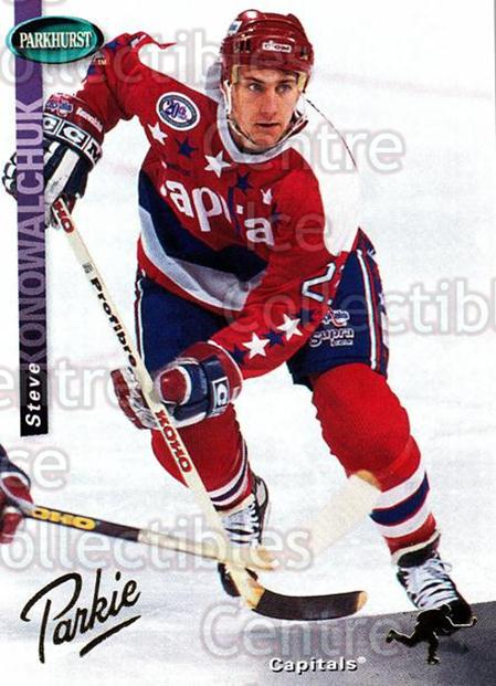 1994-95 Parkhurst SE Gold #192 Steve Konowalchuk<br/>7 In Stock - $2.00 each - <a href=https://centericecollectibles.foxycart.com/cart?name=1994-95%20Parkhurst%20SE%20Gold%20%23192%20Steve%20Konowalch...&quantity_max=7&price=$2.00&code=32363 class=foxycart> Buy it now! </a>