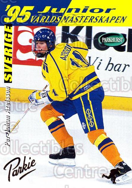 1994-95 Parkhurst SE Gold #240 PJ Axelsson<br/>6 In Stock - $2.00 each - <a href=https://centericecollectibles.foxycart.com/cart?name=1994-95%20Parkhurst%20SE%20Gold%20%23240%20PJ%20Axelsson...&quantity_max=6&price=$2.00&code=32415 class=foxycart> Buy it now! </a>