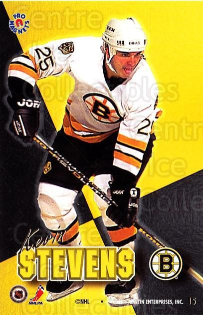 1995-96 Pro Magnets Promo #15 Kevin Stevens<br/>2 In Stock - $10.00 each - <a href=https://centericecollectibles.foxycart.com/cart?name=1995-96%20Pro%20Magnets%20Promo%20%2315%20Kevin%20Stevens...&quantity_max=2&price=$10.00&code=324244 class=foxycart> Buy it now! </a>