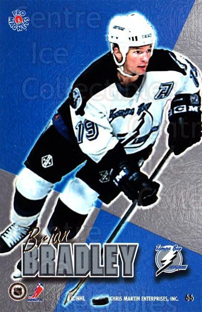 1995-96 Pro Magnets Promo #66 Brian Bradley<br/>1 In Stock - $10.00 each - <a href=https://centericecollectibles.foxycart.com/cart?name=1995-96%20Pro%20Magnets%20Promo%20%2366%20Brian%20Bradley...&quantity_max=1&price=$10.00&code=324262 class=foxycart> Buy it now! </a>