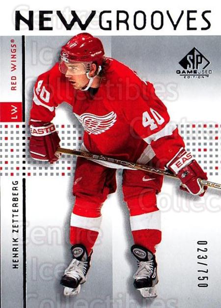 2002-03 SP Game Used #75 Henrik Zetterberg<br/>1 In Stock - $30.00 each - <a href=https://centericecollectibles.foxycart.com/cart?name=2002-03%20SP%20Game%20Used%20%2375%20Henrik%20Zetterbe...&quantity_max=1&price=$30.00&code=324355 class=foxycart> Buy it now! </a>