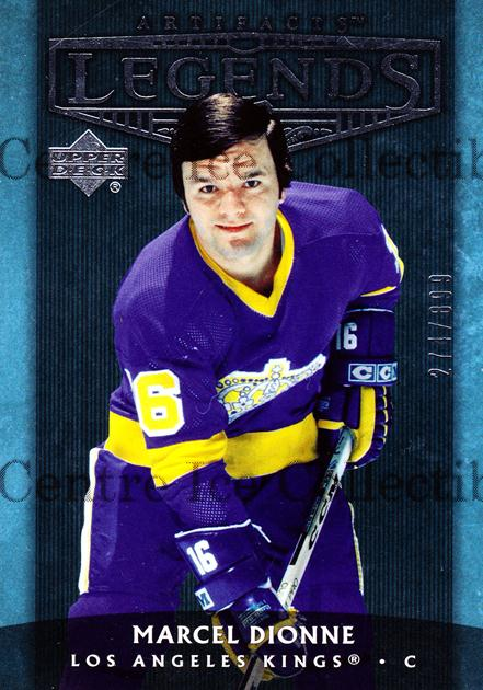 2005-06 UD Artifacts #114 Marcel Dionne<br/>7 In Stock - $3.00 each - <a href=https://centericecollectibles.foxycart.com/cart?name=2005-06%20UD%20Artifacts%20%23114%20Marcel%20Dionne...&quantity_max=7&price=$3.00&code=325940 class=foxycart> Buy it now! </a>