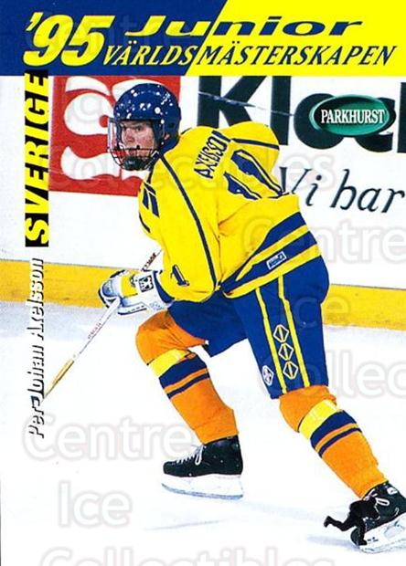 1994-95 Parkhurst SE #240 PJ Axelsson<br/>1 In Stock - $1.00 each - <a href=https://centericecollectibles.foxycart.com/cart?name=1994-95%20Parkhurst%20SE%20%23240%20PJ%20Axelsson...&price=$1.00&code=32595 class=foxycart> Buy it now! </a>