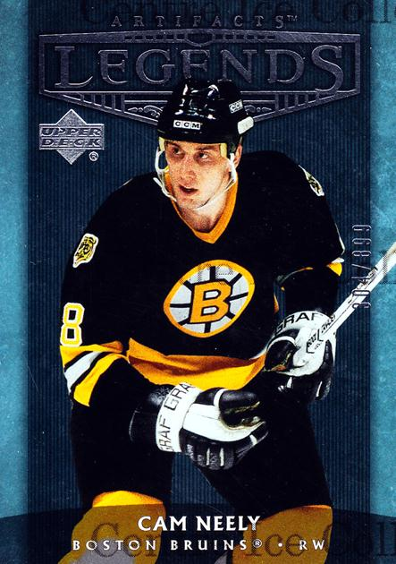 2005-06 UD Artifacts #138 Cam Neely<br/>5 In Stock - $3.00 each - <a href=https://centericecollectibles.foxycart.com/cart?name=2005-06%20UD%20Artifacts%20%23138%20Cam%20Neely...&quantity_max=5&price=$3.00&code=325964 class=foxycart> Buy it now! </a>