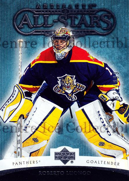 2005-06 UD Artifacts #169 Roberto Luongo<br/>6 In Stock - $3.00 each - <a href=https://centericecollectibles.foxycart.com/cart?name=2005-06%20UD%20Artifacts%20%23169%20Roberto%20Luongo...&quantity_max=6&price=$3.00&code=325995 class=foxycart> Buy it now! </a>